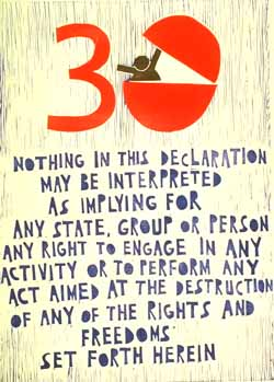 The Universal Declaration of Human Rights – Global Daily